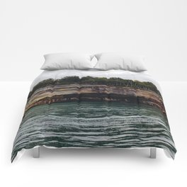 Pictured Rocks I Comforters