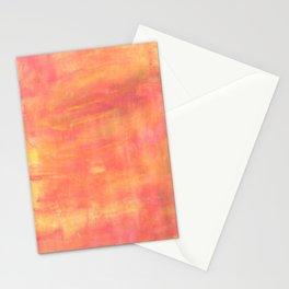 Sunset sky. Stationery Cards