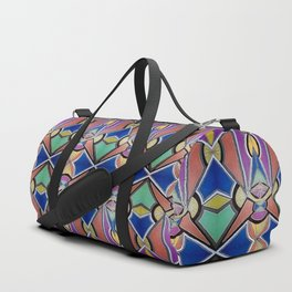 Lead Glass Duffle Bag