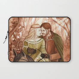 Tristan and Isolde Laptop Sleeve