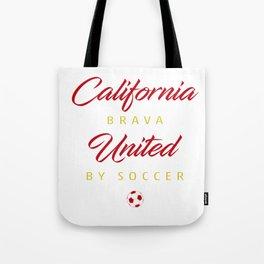 California Brava Tote Bag