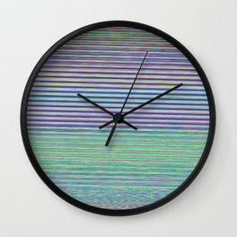 Poème électronique Wall Clock