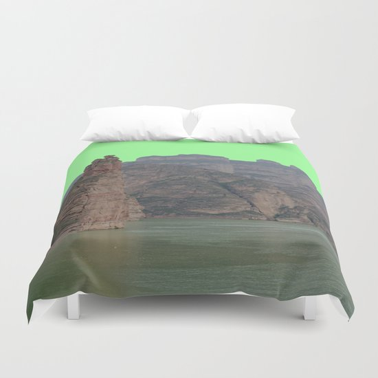 Rocky Mountain Duvet Cover