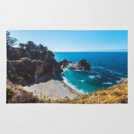 McWay Falls, Big Sur, California Rug