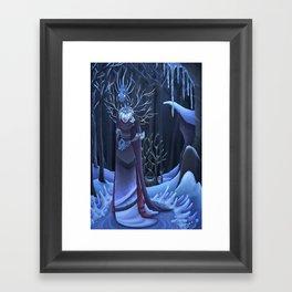 The Emperor of Ice Cream Framed Art Print