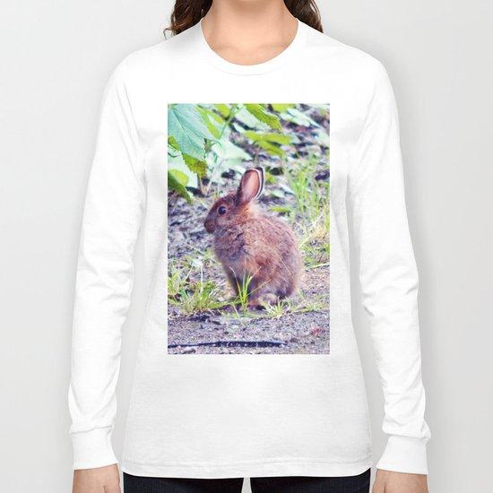Easter Bunny perhaps Long Sleeve T-shirt