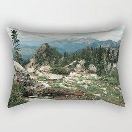 Utah Alpine Rectangular Pillow