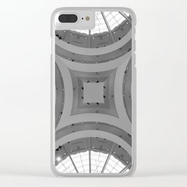 New York Guggenheim Clear iPhone Case