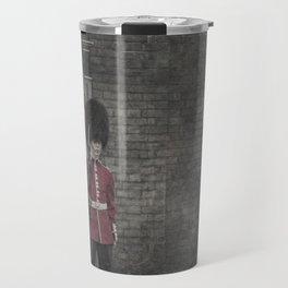 Queen's Guard Travel Mug