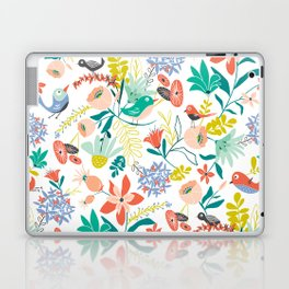 Gracie's Garden Laptop & iPad Skin