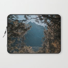 On the trail - Landscape and Nature Photography Laptop Sleeve
