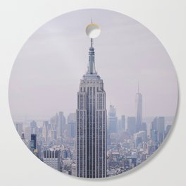 Empire State Building – New York City Cutting Board