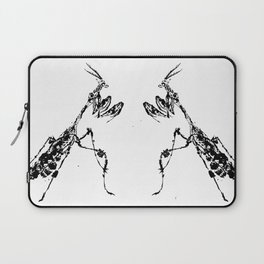 Violin Mantis Laptop Sleeve