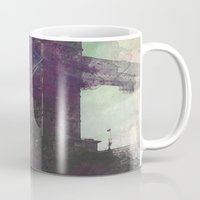 bridge Mugs featuring Bridge by Nechifor Ionut