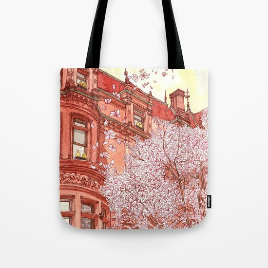 Bostonia Tote Bag