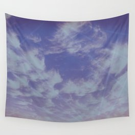 Future Skies Wall Tapestry