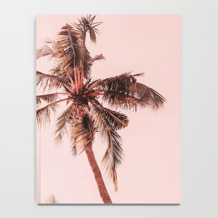Sunset palms Notebook