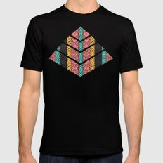 Artisan Black MEDIUM Mens Fitted Tee