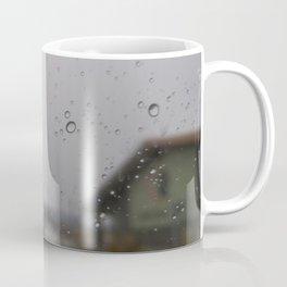 Water Dropplets Coffee Mug