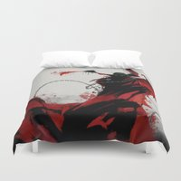 spawn Duvet Covers featuring Spawn by Scofield Designs
