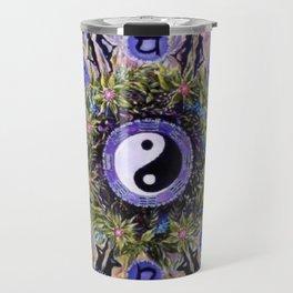 Mandala 12 Travel Mug