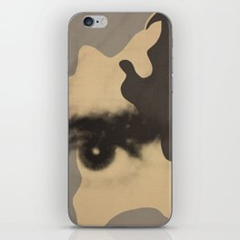 Eye surimpression iPhone Skin