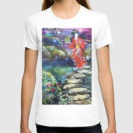 Japanese Stepping Stones T-shirt