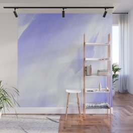Over the Clouds Wall Mural