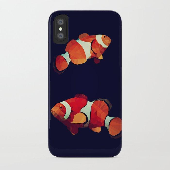 Amphiprion ocellaris iPhone Case