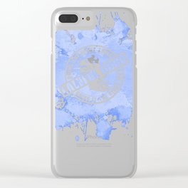 d20 Lawful Good Alignment Clear iPhone Case