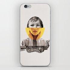 Goodbye my lover iPhone & iPod Skin