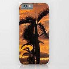 Super Typhoon Sunset iPhone 6s Slim Case