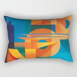 SEDONA SUNSET Rectangular Pillow