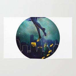 Midnight Swim Rug