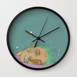 Only in my dreams. Wall Clock