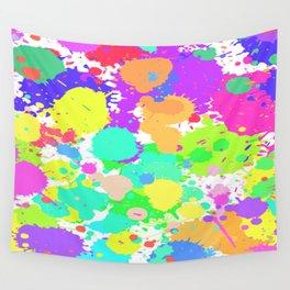 Splattt Wall Tapestry