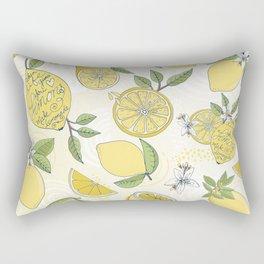 When life gives you Lemons Make Lemonade Rectangular Pillow