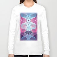 psychedelic art Long Sleeve T-shirts featuring Psychedelic by Scar Design
