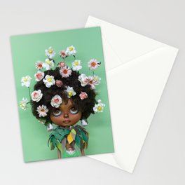 SPRING ON ME BY ERREGIRO Stationery Cards