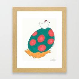 The Surrogate Framed Art Print