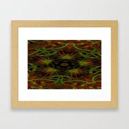 Hallucinogenic Knockwurst 8 Framed Art Print