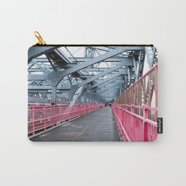 Across the Williamsburg Bridge Carry-All Pouch