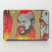 foo fighters iPad Cases featuring Pity Da Foo by Beery Method