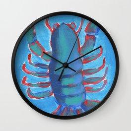 Lobster NY1B, 3 Wall Clock