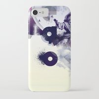 freud iPhone & iPod Cases featuring freud' ego by ferzan aktas
