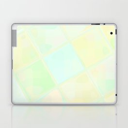 Re-Created Mirrored SQ LVI by Robert S. Lee Laptop & iPad Skin