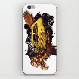 The Big Bang | Collage iPhone Skin
