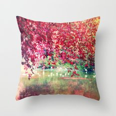 Moment of Surrender Throw Pillow
