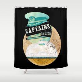 Captain's Choice Shower Curtain