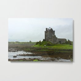 Dunguaire Castle Metal Print